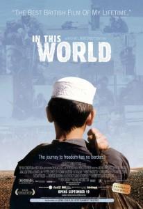 """Affiche du film """"In This World"""""""