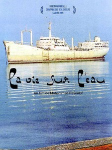"""Affiche du film """"La vie sur l'eau"""""""