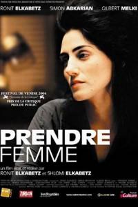 "Affiche du film ""Prendre femme"""