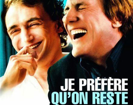 """Affiche du film """"Je préfère qu'on reste amis"""""""