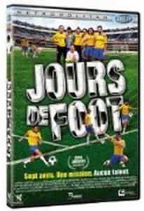 """Affiche du film """"Jours de Foot"""""""