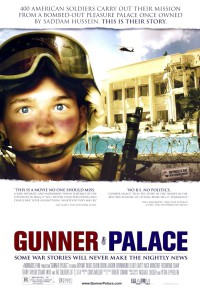 "Affiche du film ""Gunner Palace"""