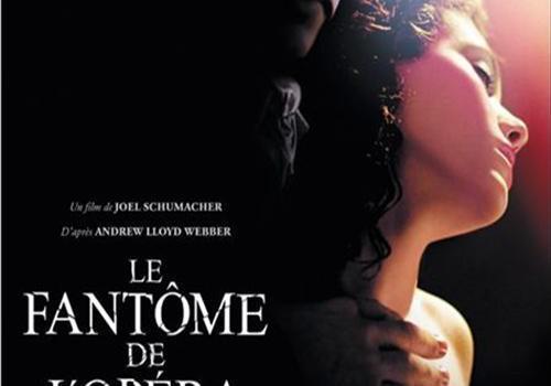 """Affiche du film """"Le Fantôme de l'Opéra"""""""
