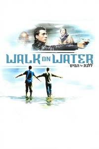 """Affiche du film """"Tu marcheras sur l'eau"""""""