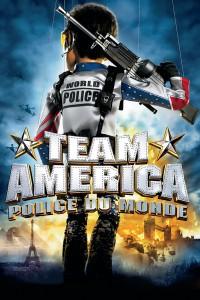 "Affiche du film ""Team America: Police du monde"""