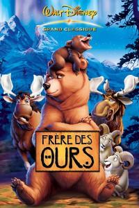 """Affiche du film """"Frère des ours"""""""