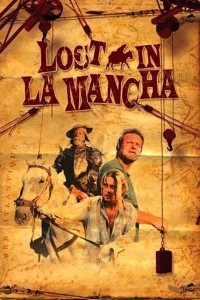 "Affiche du film ""Lost in La Mancha"""