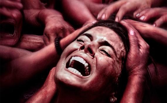 """Affiche du film """"The Green Inferno"""""""