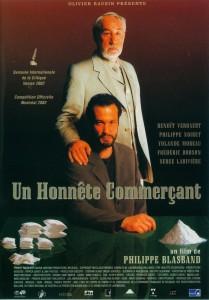 """Affiche du film """"Un honnête commerçant"""""""