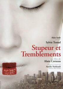 """Affiche du film """"Stupeur et tremblements"""""""