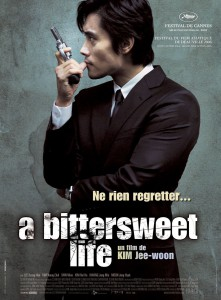 "Affiche du film ""A Bittersweet Life"""