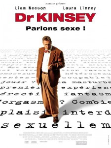 """Affiche du film """"Dr. Kinsey"""""""