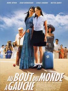 """Affiche du film """"Au bout du monde à gauche"""""""