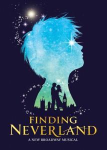 """Affiche du film """"Finding Neverland"""""""