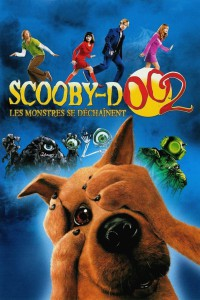 """Affiche du film """"Scooby-Doo 2 - Les monstres se déchaînent"""""""