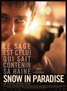 """Affiche du film """"Snow in Paradise"""""""