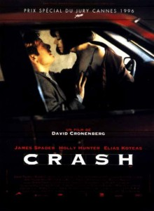 "Affiche du film ""Crash"""