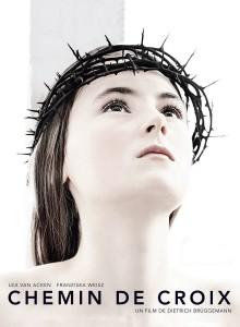 """Affiche du film """"Chemin de croix"""""""