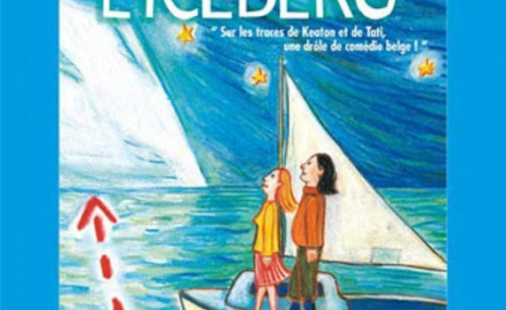 "Affiche du film ""L'Iceberg"""