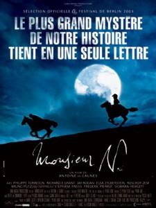 "Affiche du film ""Monsieur N."""