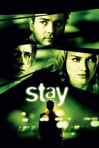 "Affiche du film ""Stay"""