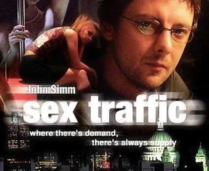 "Affiche du film ""Sex Traffic"""