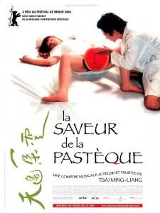 """Affiche du film """"La Saveur de la pastèque"""""""