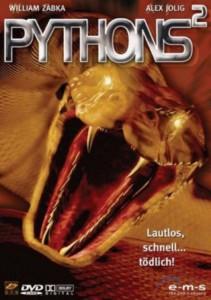 """Affiche du film """"Python 2"""""""