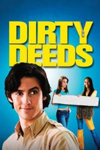 "Affiche du film ""Dirty Deeds"""