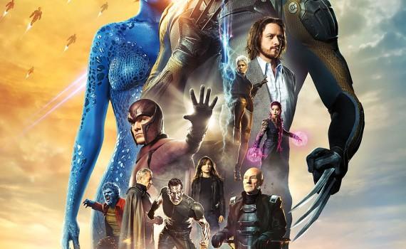 """Affiche du film """"X-Men - Days of Future Past"""""""