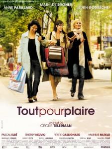 """Affiche du film """"Tout pour plaire"""""""