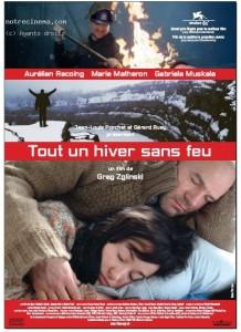 """Affiche du film """"Tout un hiver sans feu"""""""