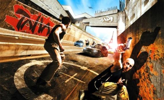"""Affiche du film """"Banlieue 13"""""""