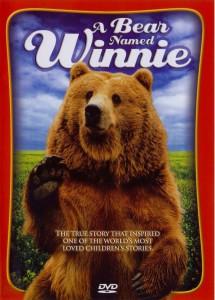 """Affiche du film """"Un ourson nommé Winnie"""""""