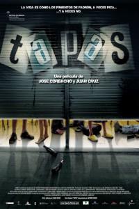 """Affiche du film """"Tapas"""""""