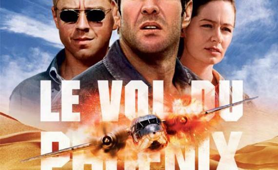 """Affiche du film """"Le Vol du Phoenix"""""""