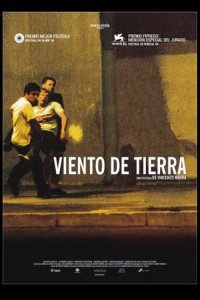 """Affiche du film """"Vento di terra"""""""