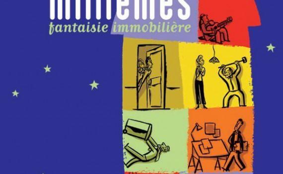 """Affiche du film """"Mille millièmes"""""""