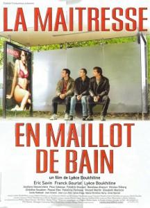 """Affiche du film """"La maîtresse en maillot de bain"""""""