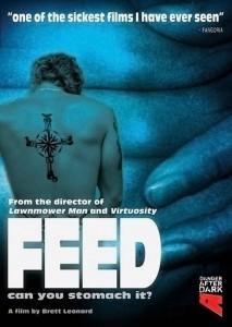 """Affiche du film """"Feed"""""""