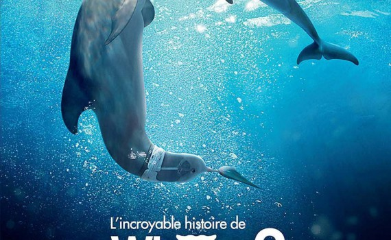 """Affiche du film """"L'incroyable histoire de Winter le dauphin 2"""""""