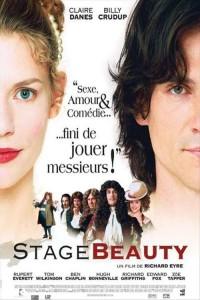 "Affiche du film ""Stage Beauty"""