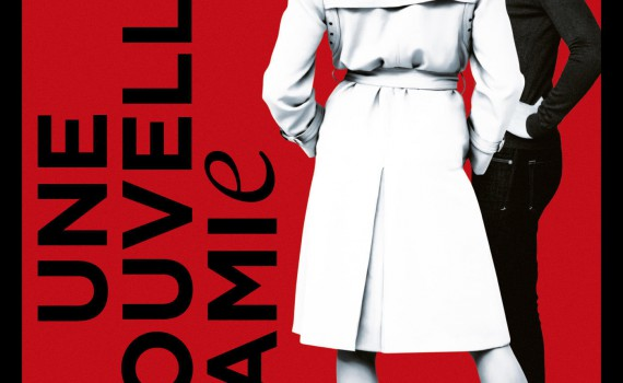 """Affiche du film """"Une Nouvelle Amie"""""""