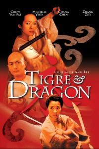 """Affiche du film """"Tigre et dragon"""""""