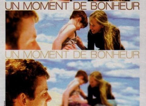 """Affiche du film """"Un moment de bonheur"""""""