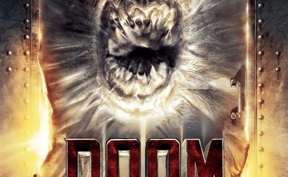 "Affiche du film ""Doom"""