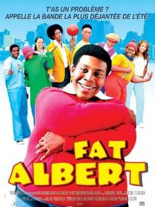 "Affiche du film ""Fat Albert"""