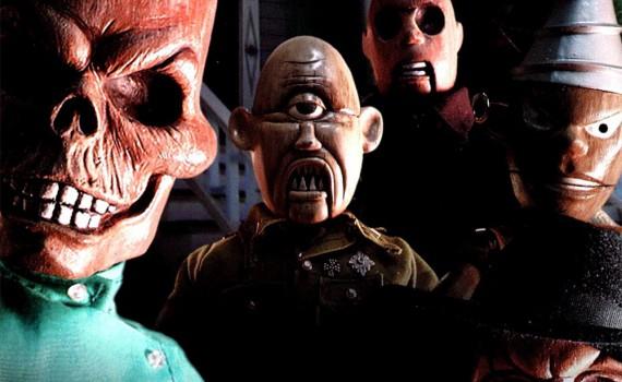 "Affiche du film ""Retro Puppet Master"""