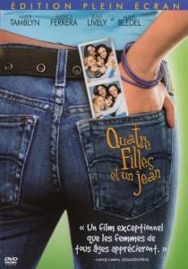 """Affiche du film """"Quatre filles et un jean"""""""