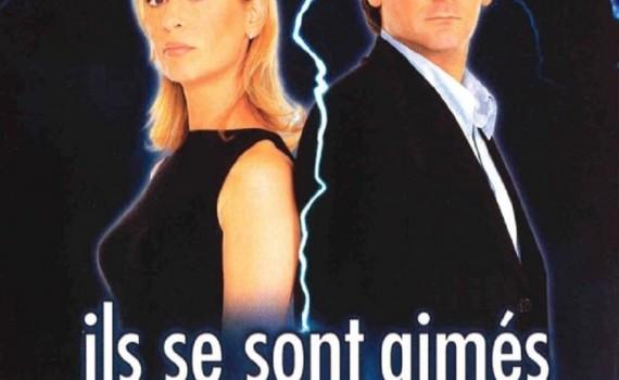 """Affiche du film """"Pierre Palmade & Michèle Laroque - Ils se sont aimés"""""""
